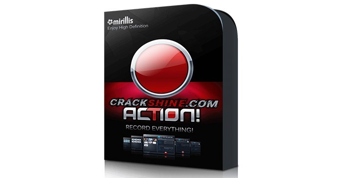 Mirillis Action! 4.0.4 Crack + License key for free download