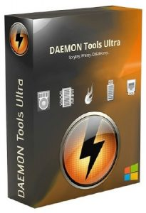 DAEMON Tools Ultra 5.7.0.1284 Crack Keygen + License Code [2020]