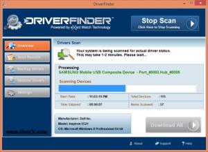 DriverFinder Crack
