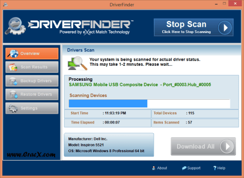 Driver Finder 3.8.0 Crack With License key + Keygen Free