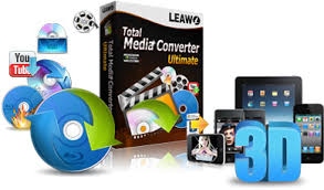 Leawo Total Media Converter 8.2.1.0 Crack + Activation Code Free