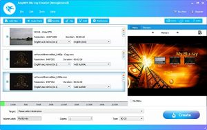 AnyMP4 Blu-ray Creator 1.1.60 Crack With Activation Keys Full Version Free Download