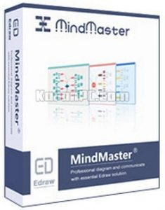 Edraw MindMaster 7.3.1 Crack With Activation Keys Full Version Free Download