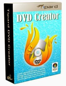 Tipard DVD Creator 5.2.32 Crack With Serial Code Full Version Free Download