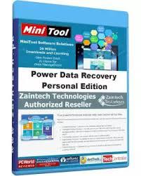 MiniTool Power Data Recovery Crack + Keygen Full Version Free Download