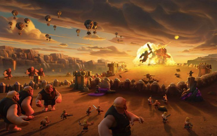 Clash Of Clans 13.369.9 Crack With Latest Version Download