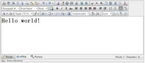 HTML Editor .NET Edition 14 With Activation Code Full Version Free Download