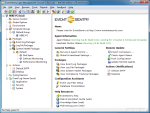 EventSentry 4.1.1 With License Keys Full Version Free Download