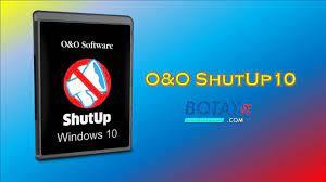 O&O ShutUp10 crack